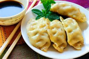 pot stickers 7 points laaloosh