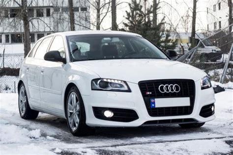 Audi A3 Model 2010