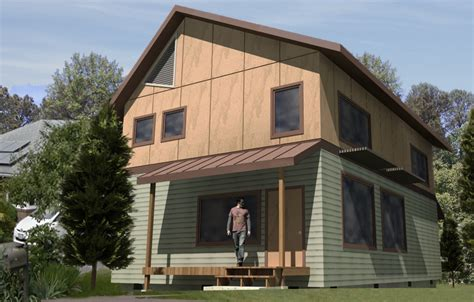 ballard passive house by builder hammer featured on