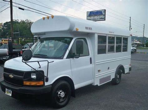 small engine repair training 2004 chevrolet express 3500 on board diagnostic system 2007 chevrolet express 3500 midbus 2343 mini buses chevy buses buses for sale