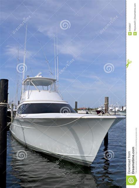 luxury deep sea fishing boat luxury deep sea fishing boat royalty free stock
