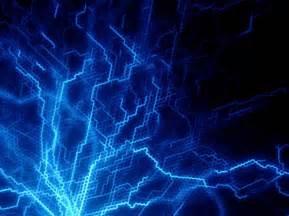 Lightning Blue Blue Lightning Wallpaper Wallpapersafari