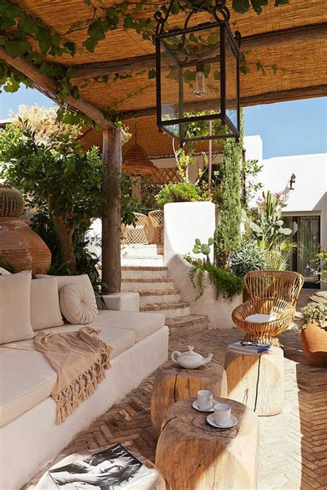 Idee Amenagement Terrasse Exterieure by 60 Photos Comment Bien Am 233 Nager Sa Terrasse