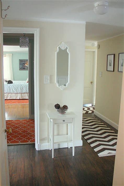 behr antique white  walls behr ultra white  trim