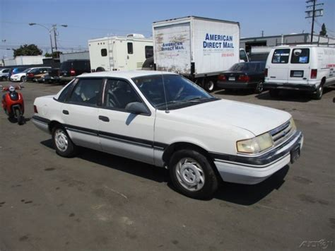 old car repair manuals 1991 ford tempo interior lighting 1991 ford tempo gl used 2 3l i4 8v no reserve