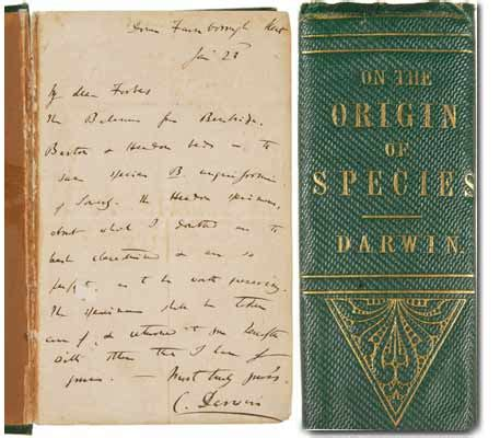 on the origin of species books heretic rebel a thing to flout charles darwin and the