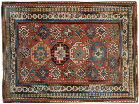 tappeti antichi caucasici bordjalou o borjalu o kazak borjalou morandi tappeti