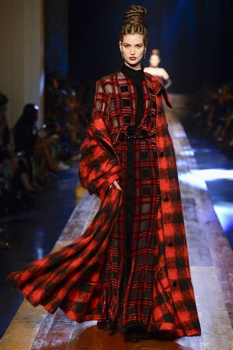 Fashion Weeks Coats Couture In The City Fashion by Jean Paul Gaultier 2016 Fall Winter Haute Couture