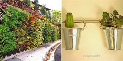 imagenes de jardines verticales caseros jardin vertical con palets facilisimo com