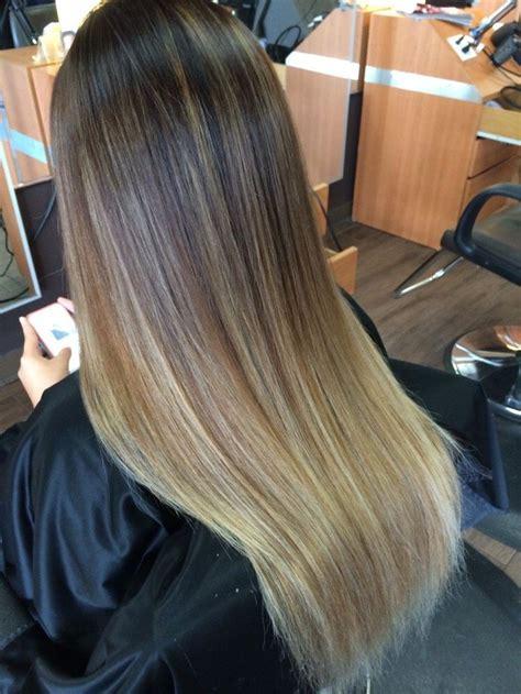 dark ash blonde balayage on dark hair dark ash blonde balayage ombre google search hair