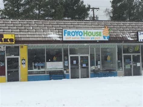 Froyo House by The Froyo House Picture Of The Froyo House Severna Park