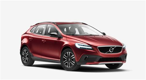 volvo  cross country  couleurs colors