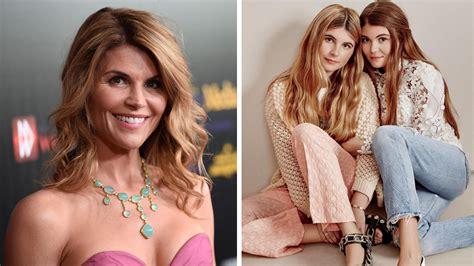 lori loughlin model lori loughlin s daughters make modeling debut in teen