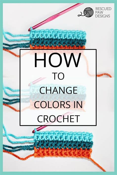 how to change colors in crochet how to change colors in crochet crochet braids