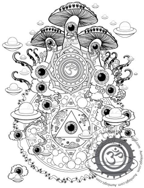 trippy coloring book for sale psychedelic coloring pages magic colorin