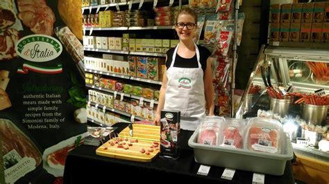 grocery store demo  soleterra italian meats