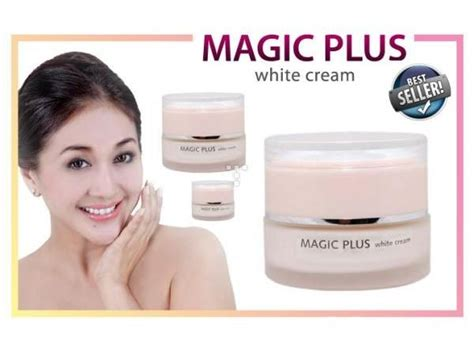 Bedak Elora Organic magic plus white tokoangela