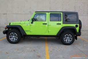 2013 jeep wrangler unlimited rubicon gecko green
