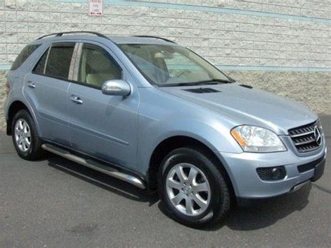 buy car manuals 2007 mercedes benz m class electronic toll collection find used 2007 mercedes benz ml 320 cdi awd diesel in tempe arizona united states for us
