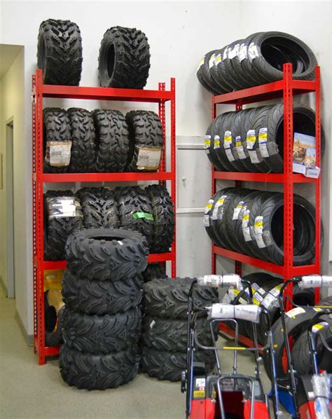 Atv Tire Rack by Powerhouse Workspace Foothills Systems