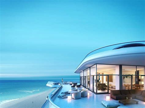 houses in miami faena penthouse miami on market business insider