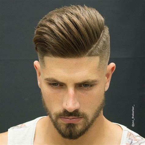 pompadour haircut mens 25 best undercut pompadour ideas on pinterest