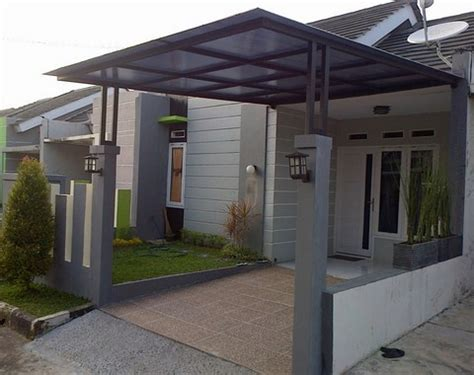 Kanopi Rumah Minimalis gambar model kanopi rumah minimalis terbaru desain minimalis