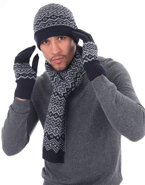 knitting pattern for mens scarf and hat i smalls men s stylish cable knit beanie hat or scarf or