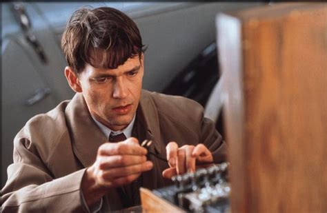 british film about enigma enigma movie preview starring dougray scott and kate