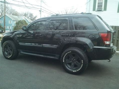 jeep grand all terrain tires buy used 2008 jeep grand lifted bf goodrich