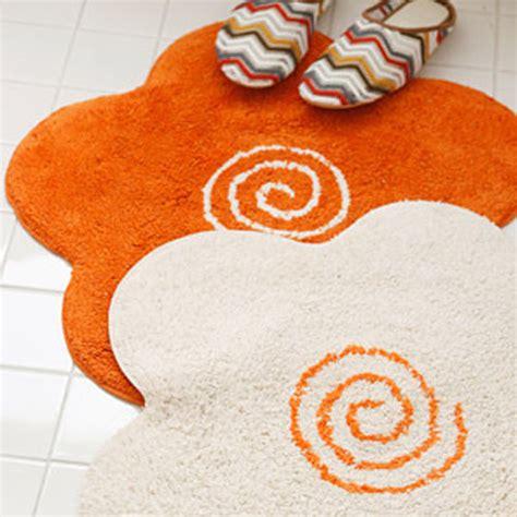 orange bathroom rugs 21x21 orange rug ivory rug rug children rugs area rug cotton bath mat ebay