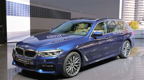 Bmw 5er Touring Tieferlegen by 2017 Bmw 5 Series Touring Wants To Be The Ultimate Family