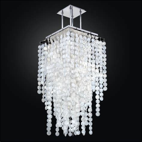 Capiz Shell Chandelier Lighting Capiz Shell Chandelier Cityscape 598c Glow 174 Lighting