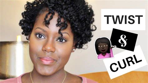 youtube natural hairstyles for fine hair twist and curl on fine short natural hair bob haircut