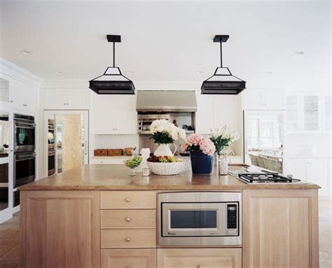 microwave in island in kitchen built in microwave photos design ideas remodel and decor lonny