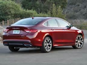 Chrysler 200s 2015 Review 2015 Chrysler 200 Test Drive Review Cargurus