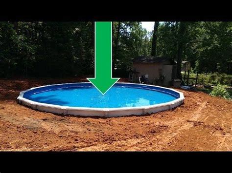 cheap pool ideas 25 best ideas about homemade pools on pinterest