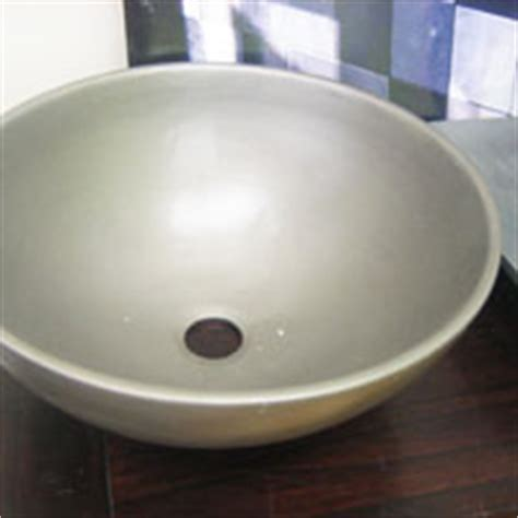 Small Aluminum Sink Eco Friendly Flooring Recycled Metal Sink Swatch