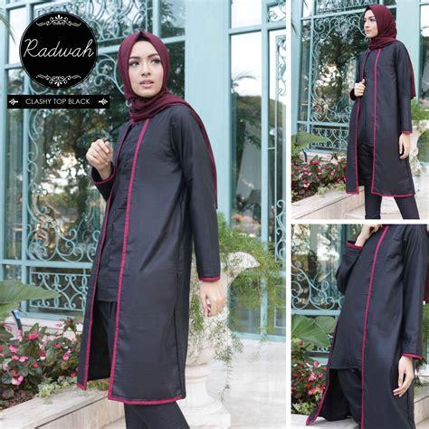 Sugus Top Ori Supplier Baju jual beli radwah clashy top katun ima jual baju muslim ori baru jilbab