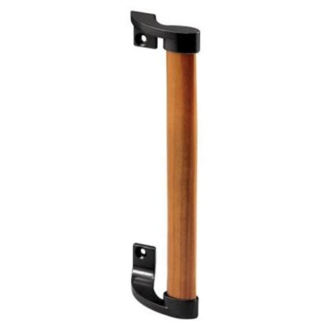 sliding glass door handle home depot best home furniture prime line black painted die cast brackets aluminum