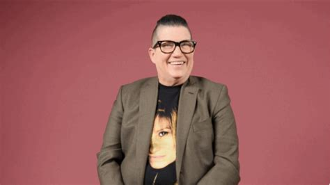 jared harrell lea delaria revisits her career highlights