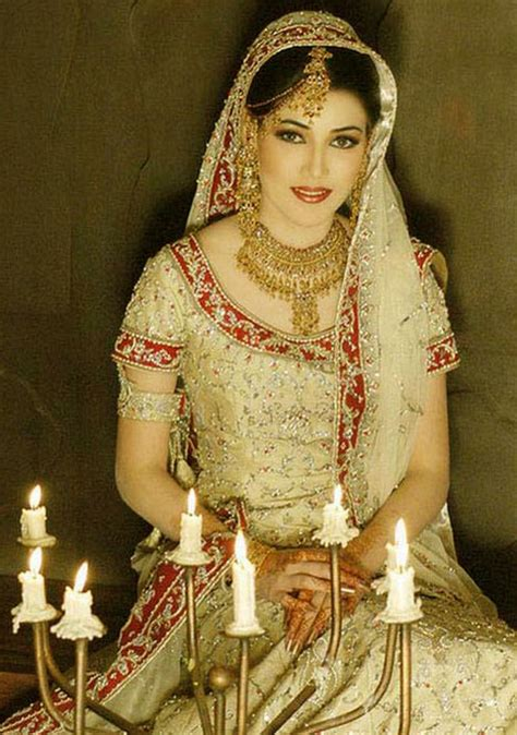 dress design dulhan pakistani new bridal dulhan dresses pictures fashion world