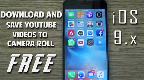 download youtube for iphone ios 9 x download youtube videos to your iphone new