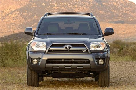 Toyota Xreas 2009 Toyota 4runner Overview Cars