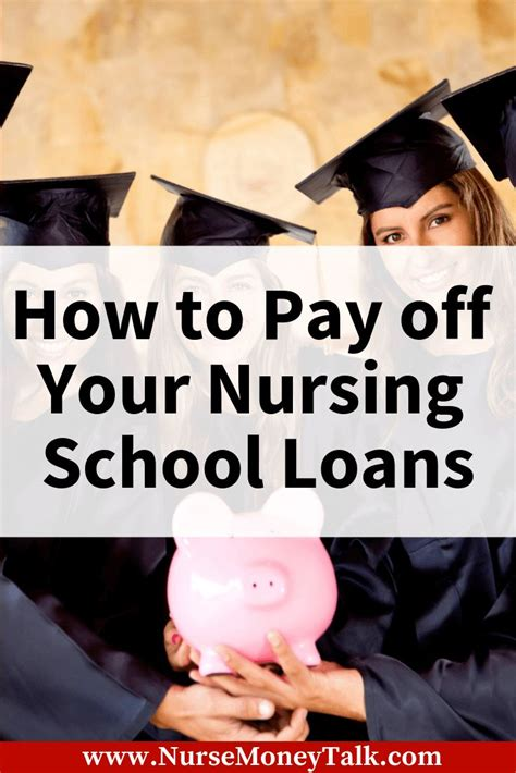 Nursing School Debt by How To Pay Nursing School Loans Best Posts On