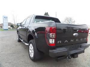 used 2016 ford ranger wildtrack black 0 9 finance offer