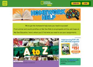 National Geographic Homework Help by Homework Help From National Geographic