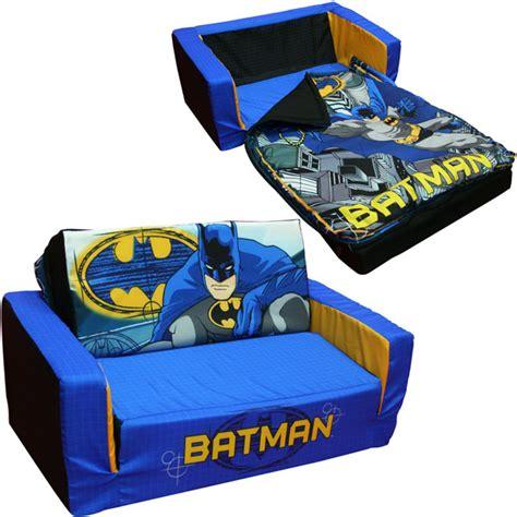 Superman Flip Sofa by Batman Toddler Flip Sofa