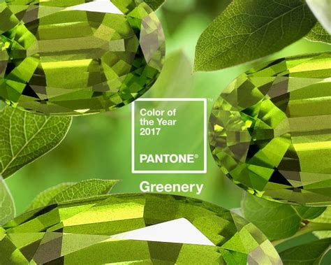 what is the color of 2017 peridot for pantone s 2017 color of the year gem obsessed