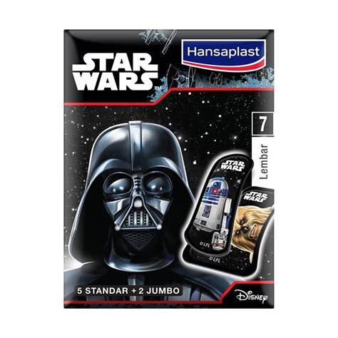 Hansaplast Plaster Disney jual hansaplast plaster disney wars edition 7